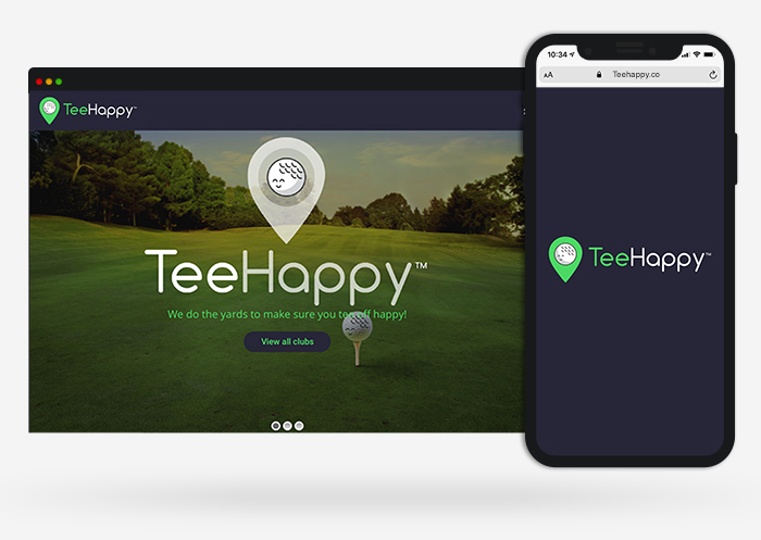 tee happy web design