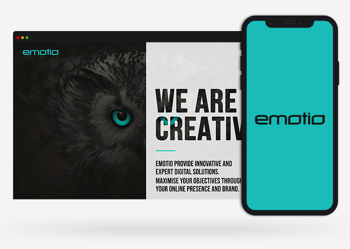 emotio UX case study